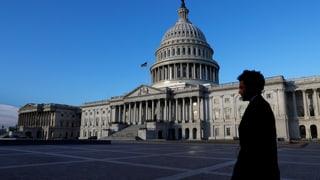 Shutdown in den USA ist beendet