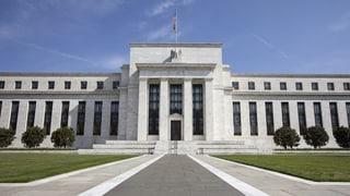 US-Notenbank senkt den Leitzins
