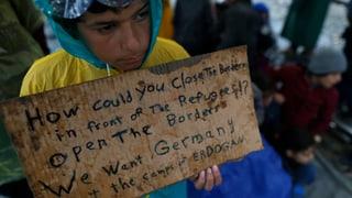 «Die Flüchtlinge werden ganz sicher nicht freiwillig gehen»
