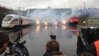 Katzenbergtunnel rückt Karlsruhe näher zu Basel