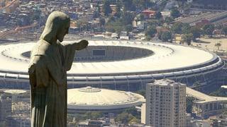 Die Entweihung eines Fussball-Tempels und die Rolle der Fifa