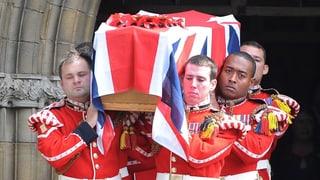 Soldatenmörder von London schuldig gesprochen
