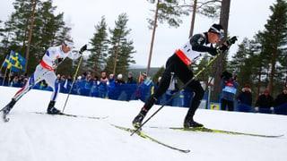 So lief der Männer-Skiathlon in Lillehammer