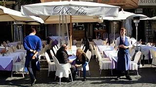Die Arbeitslosenquote in Italien sinkt. Doch der Preis dafür ist hoch. Lesen Sie hier, wieso.