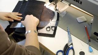 Widerstand gegen Schliessung der kantonalen Schneiderinnen-Lehre
