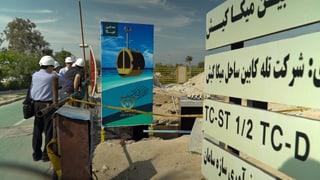Bergstation Shopping Mall: Schweizer Seilbahnen für den Iran