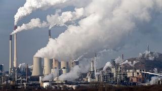 Emissiuns da CO2 creschan danovamain