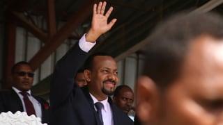 Äthiopien macht einen grossen Schritt auf Eritrea zu