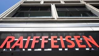 Gutes Jahr für Raiffeisenbanken Luzern, Obwalden und Nidwalden