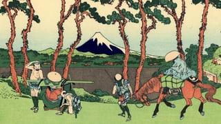 Klaus Merz und Raphael Urweider verdichten ihre Japan-Eindrücke
