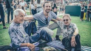Seit 40 Jahren verliebt, dank dem Gurtenfestival (Artikel enthält Bildergalerie)
