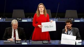 Sexuelle Übergriffe auch im Europaparlament?