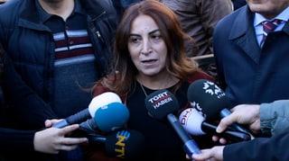 Türkische Polizei nimmt HDP-Vizechefin fest