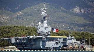 Frankreich lehnt Alleingang in Syrien ab
