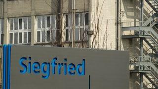 Siegfried Pharma: Aktienkurs sinkt nach enttäuschenden Zahlen