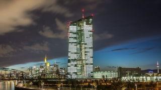 EZB dat vinavant daners a bancas greccas