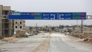 Syrische Armee meldet Einmarsch in Manbidsch