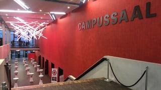 Einwohnerrat Brugg: Bekenntnis zum Campussaal