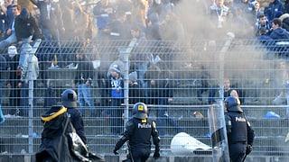 Uni Bern entschlüsselt das Meccano der Fan-Gewalt im Sport