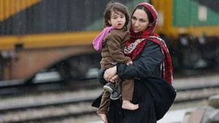 Schutzlos in der Gewaltspirale: Immer mehr Afghanen flüchten