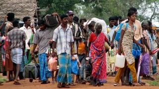 Immer mehr Menschen aus Sri Lanka suchen Zuflucht in der Schweiz