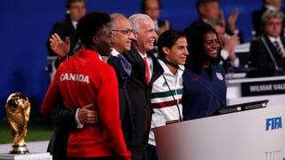 «Mega-WM» 2026 findet in den USA, Kanada und Mexiko statt