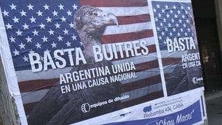 Argentinien rutscht in weitere Staatspleite