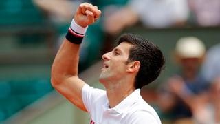 Djokovic mit Luft nach oben, Nadal locker