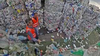 China will keine Schweizer Plastik-Abfälle mehr