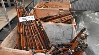 Verdacht auf Waffenhandel: Polizei geht von Einzeltäter aus