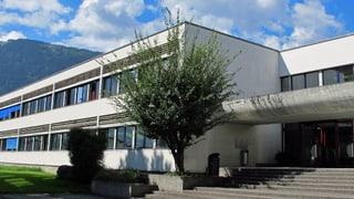 Die Kantonsschule Sargans - ein Sanierungsfall