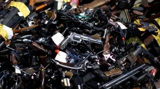 Waffengesetz der USA erneut in der Kritik