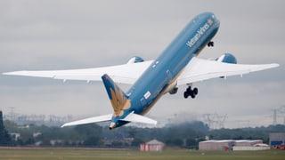 Leichter, leiser, grüner: Die neuen Flugzeuge starten durch