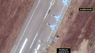 «Russlands Angriffe nützen Assad – und indirekt auch dem IS»