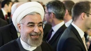 Iran möchte Beziehungen zu den USA verbessern