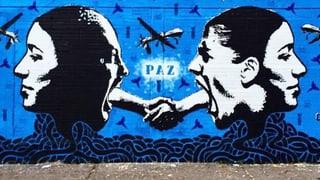 Sprayen für den Frieden: Street-Art in Bogotá