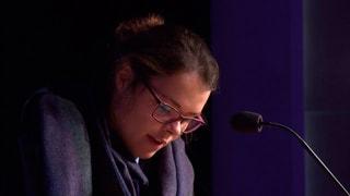 Viola Pfeiffer presidiescha l'Uniun per la Litteratura Rumantscha