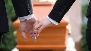 Video «Suizid - das Leid der Hinterbliebenen» abspielen