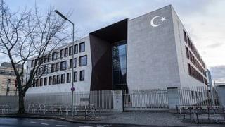 Bundesregierung bestellt türkischen Botschafter ein