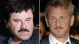 Kritik an Sean Penn nach Interview mit Drogenboss «El Chapo»