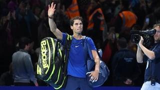 Nadal erleidet Niederlage und beendet Saison