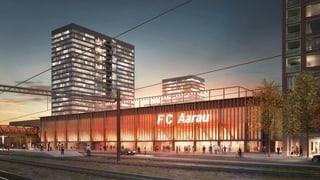 Optimismus trotz weiterer Einsprachen gegen neues Fussballstadion