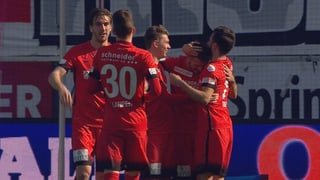 Thun schlägt Lugano mit 5:2 – Keine Tore auf der Pontaise