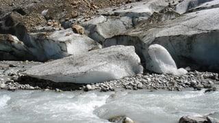 Bis 2090 schmelzen die Zentralschweizer Gletscher weg