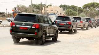 Schweiz schliesst Botschaft in Tripolis