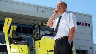 Neue Fakten zum Ammann-Steuerdeal: Steuerverwaltung unter Druck