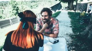 Festival-Challenge: Blind Date mit Max Giesinger