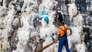 Es ist gar nicht so schwierig zu recyclen, oder?