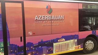 Davos bietet dem umstrittenen Aserbaidschan eine Plattform