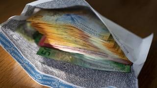 Schweizer schwören auf Bargeld